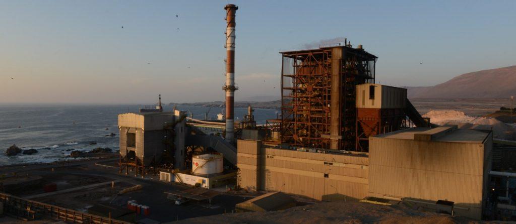 Central Termoeléctrica Tarapacá dejó de operar