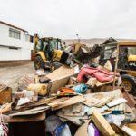 Más de 108 toneladas de escombros retiró el municipio de Arica desde Las Vizcachas